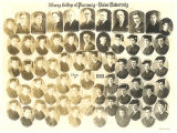 Albany College of Pharmacy graduating class 1933